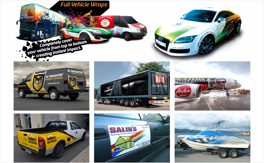 Vehicle Branding & Wrapping
